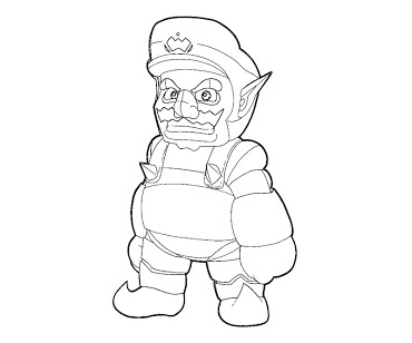 wario pictures to color 12 wario coloring page to color wario pictures