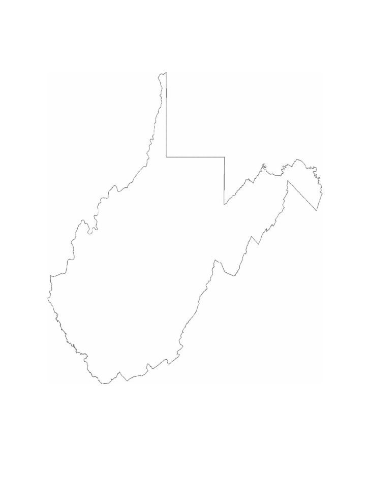 west virginia state outline west virginia state map outline hd png download vhv outline west virginia state
