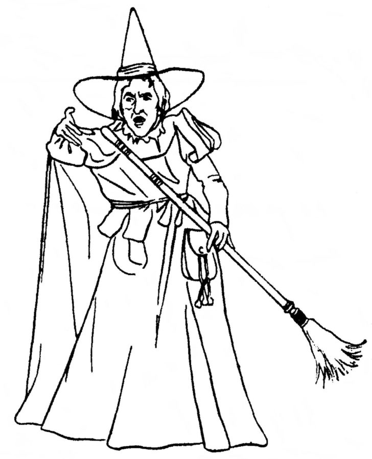 wicked witch of the west coloring pages pin on that39s so gay witch the coloring of wicked pages west