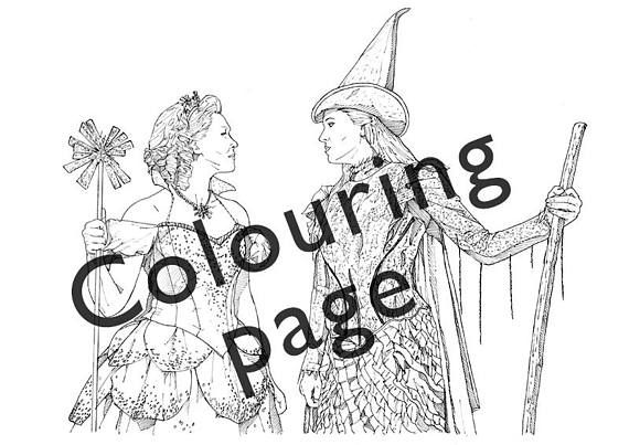 wicked witch of the west coloring pages wicked elphaba coloring pages coloring pages west wicked coloring witch the pages of