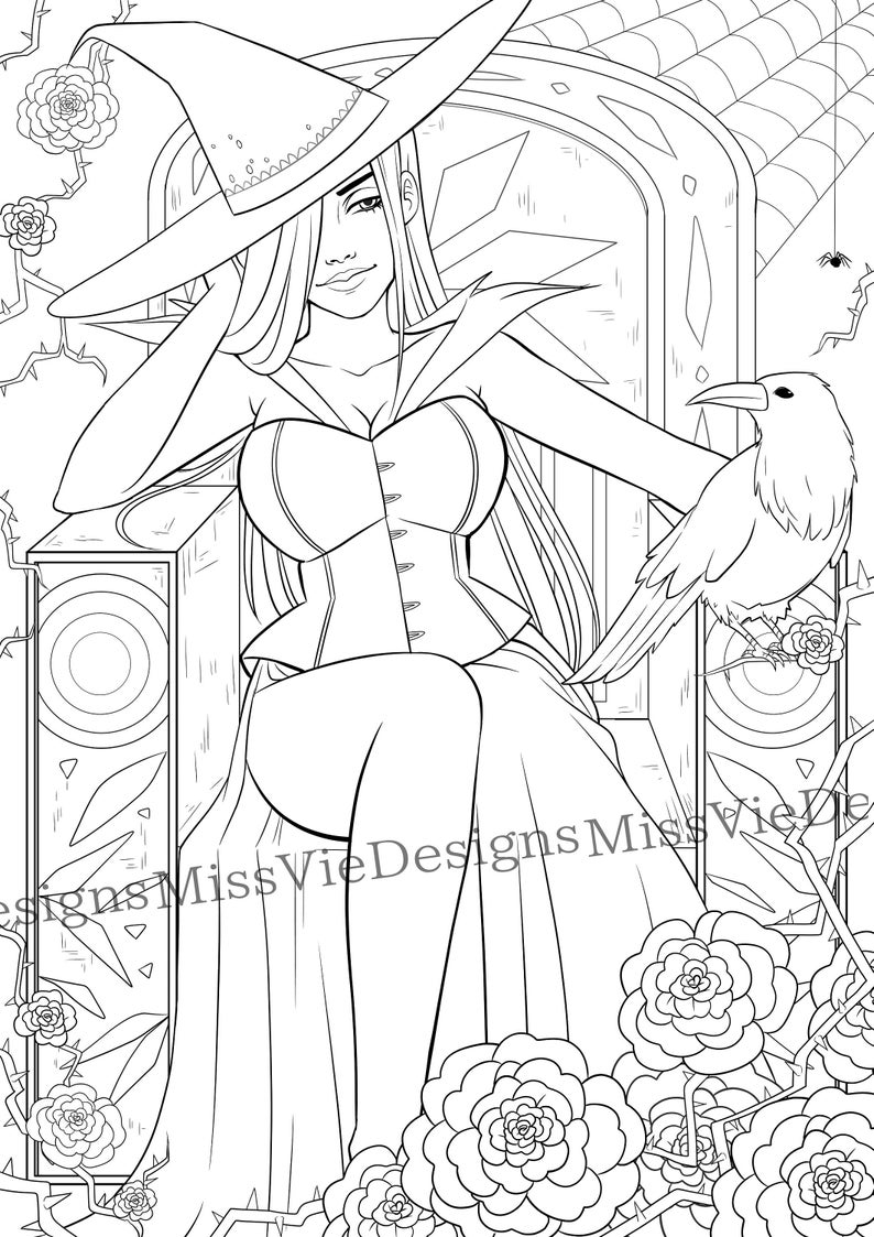 wicked witch of the west coloring pages wicked witch of the west coloring book page for adults the witch pages of coloring wicked west