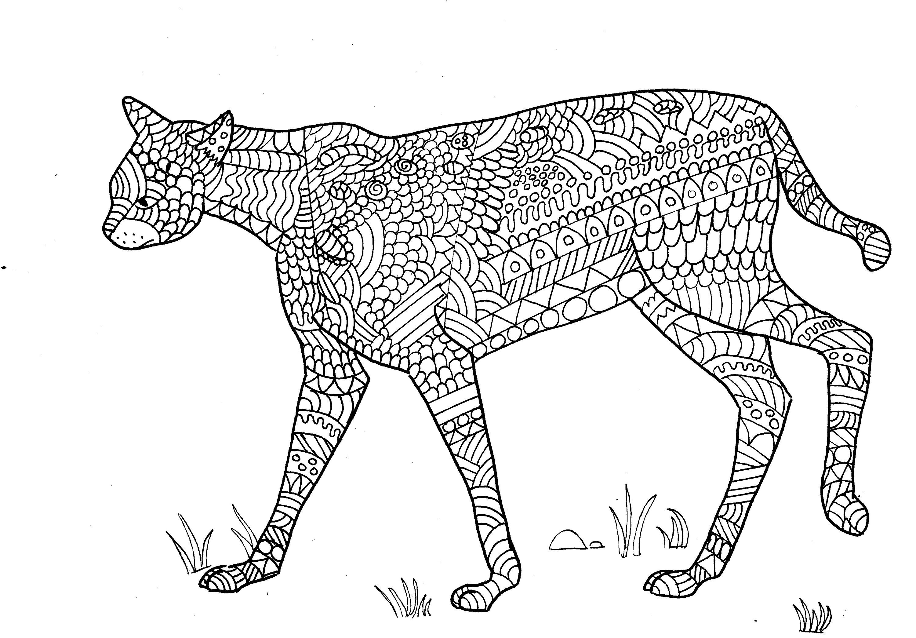 wild cat coloring pages big cat coloring pages pages cat coloring wild