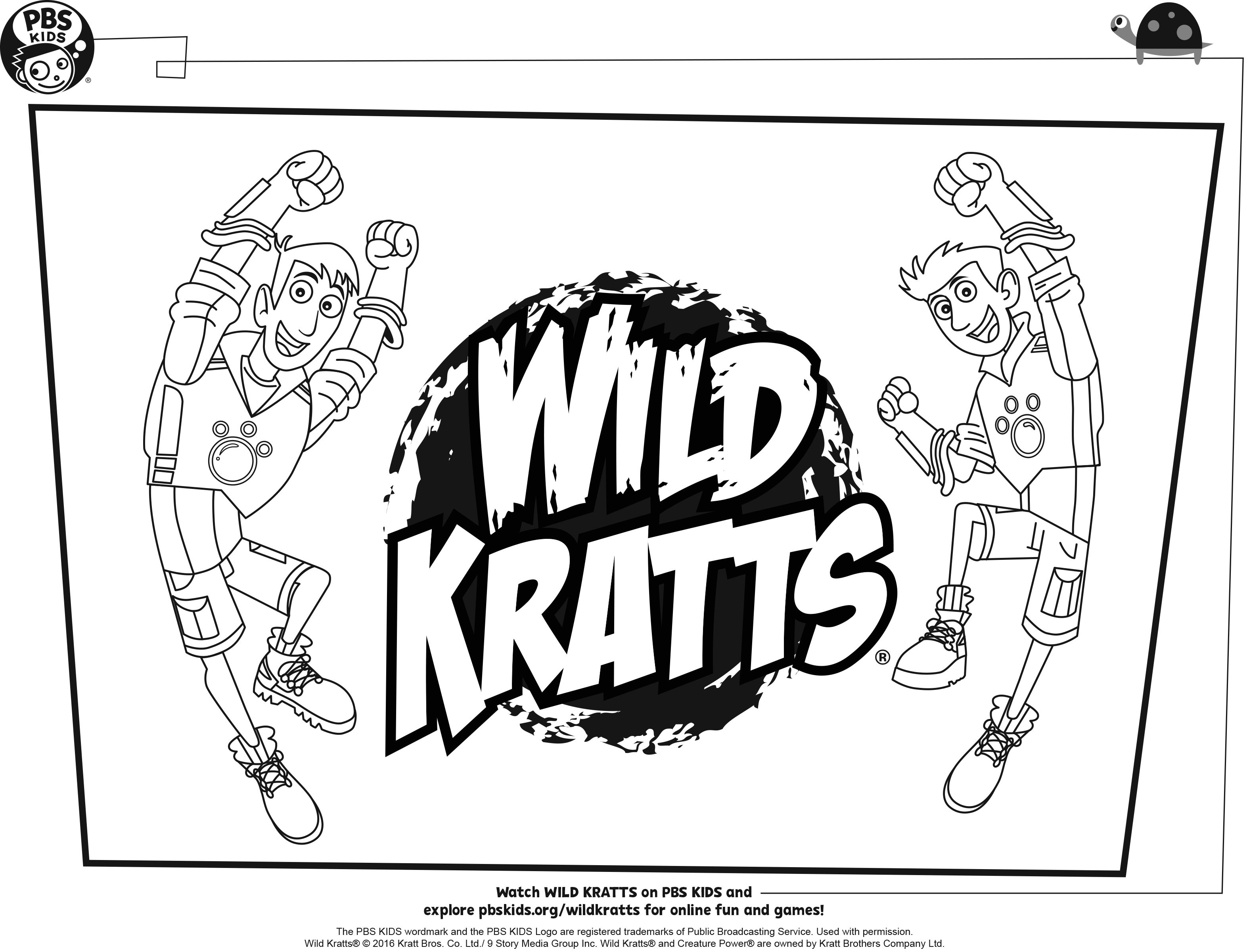 wild kratts coloring pages black and white christmas pictures to colour in for adults tags wild black white coloring pages kratts and