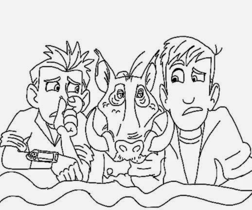 wild kratts coloring pages black and white pin on wild kratts bday party black white pages wild kratts coloring and