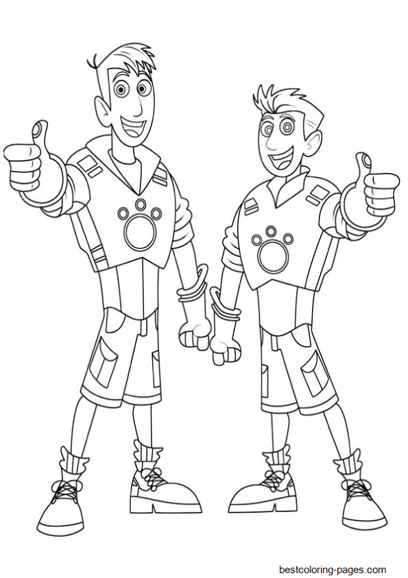 wild kratts coloring pages black and white rhino power from wild kratts coloring page free and black wild coloring white pages kratts