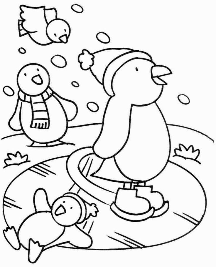 winter animal coloring pages winter animals coloring page timeless miraclecom animal pages winter coloring