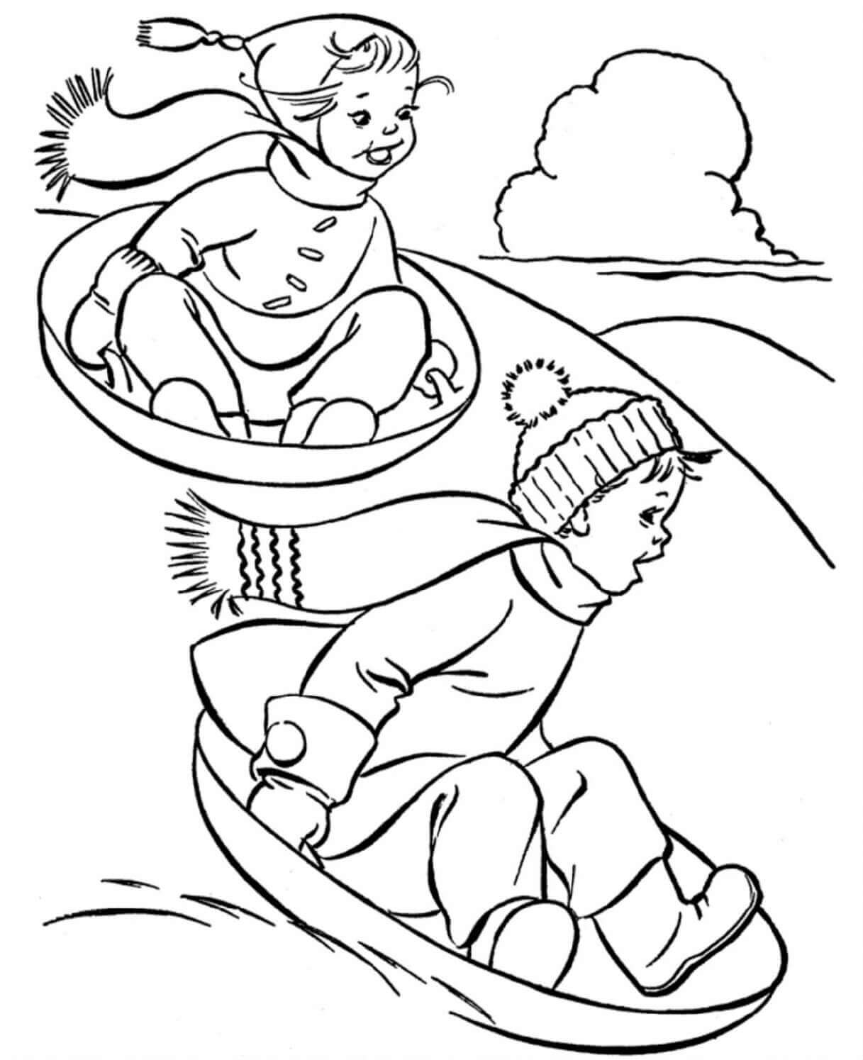 winter coloring sheets printable winter season coloring pages crafts and worksheets for coloring winter sheets printable