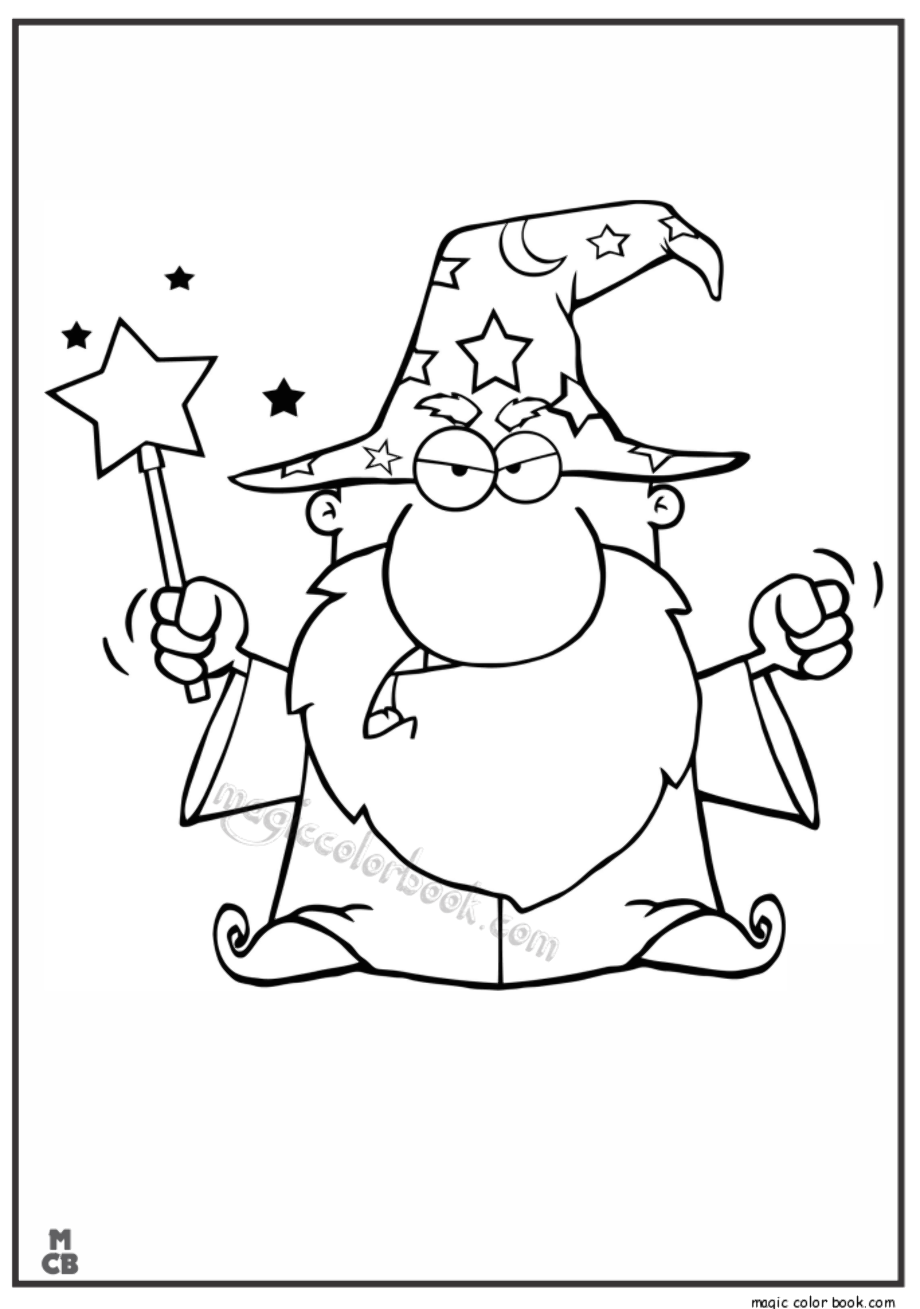 wizard coloring pages coloring pages for adults halloween wizard coloring page coloring wizard pages