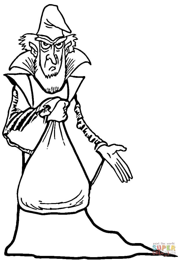 wizard coloring pages wizard coloring pages to download and print for free pages coloring wizard