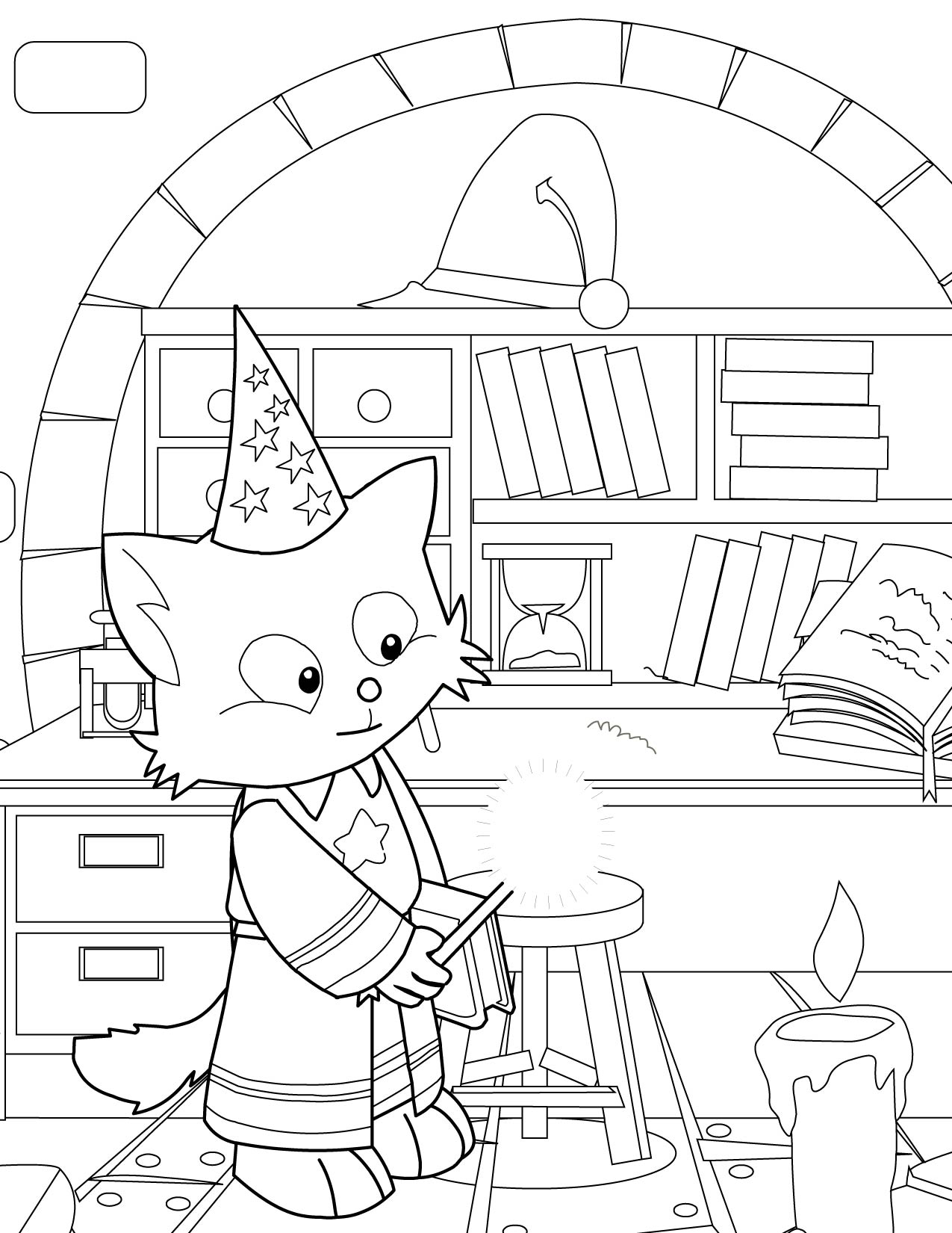 wizard coloring pages wizard coloring pages to download and print for free pages wizard coloring