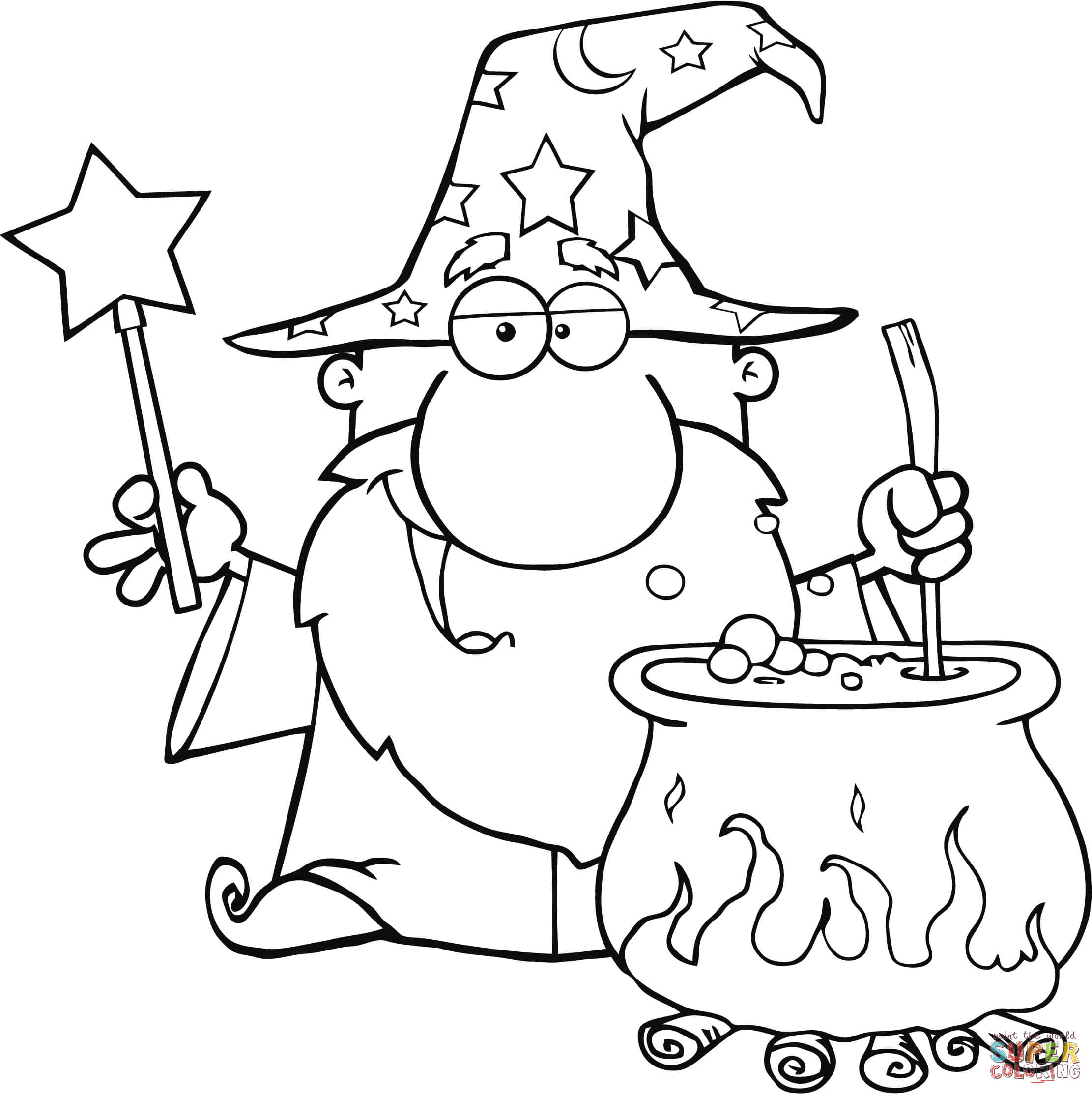 wizard coloring pages wizard with book coloring page free printable coloring pages pages wizard coloring