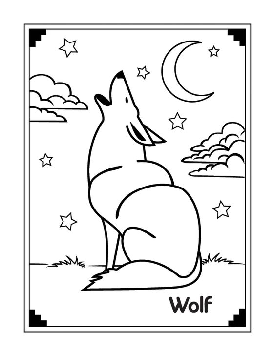 wolf pictures for kids gifted black children often show high levels of pictures wolf for kids