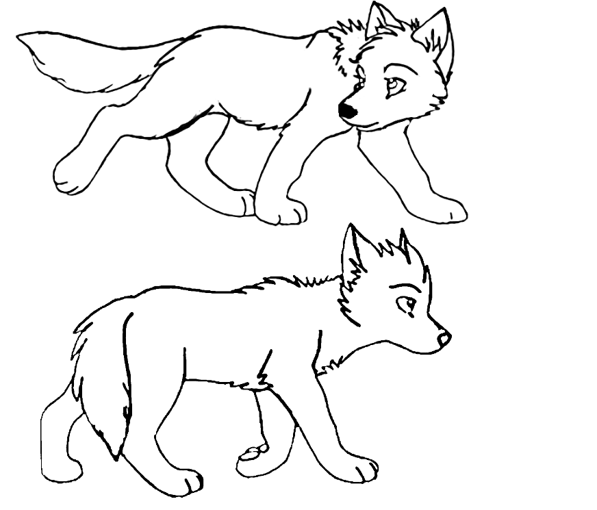 wolf puppy coloring pages balto puppy wolf coloring page wecoloringpagecom pages wolf coloring puppy