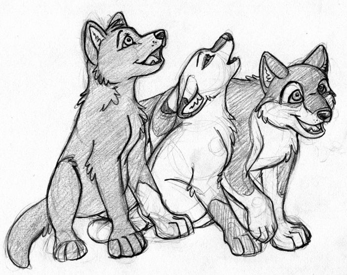 wolf puppy coloring pages cute wolf pup drawing at getdrawings free download coloring wolf puppy pages