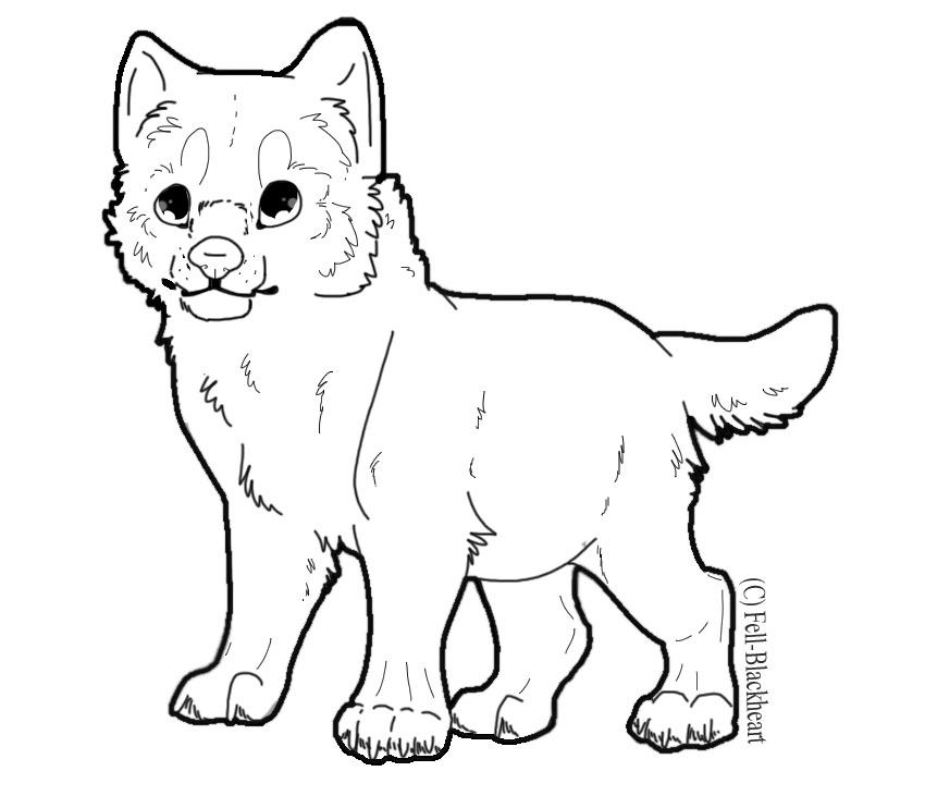 wolf puppy coloring pages free psd wolf pup lineart by fells adopts on deviantart pages coloring wolf puppy