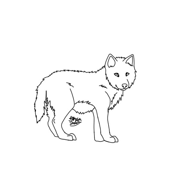 wolf puppy coloring pages wolf pup lineart by fateallybloodmoon on deviantart wolf coloring pages puppy