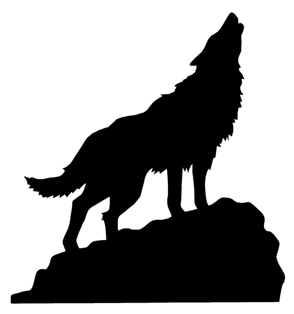 wolf silhouettes wolf silhouette at getdrawings free download silhouettes wolf