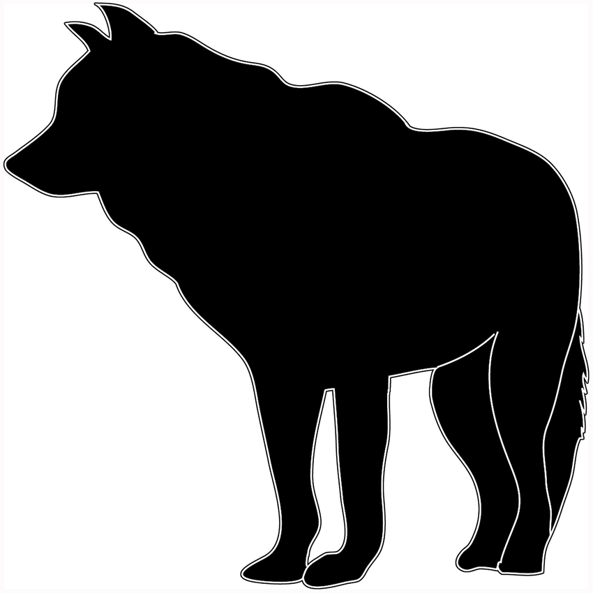 wolf silhouettes wolf silhouette free vector silhouettes silhouettes wolf