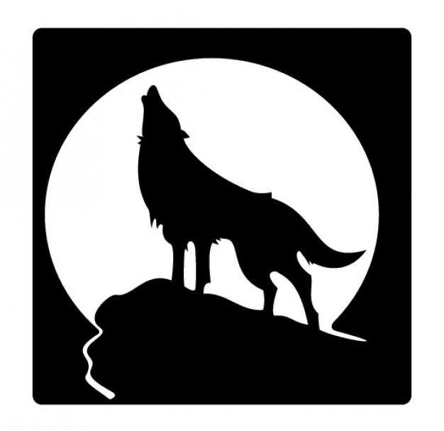 wolf silhouettes wolf silhouette transparent at getdrawings free download silhouettes wolf