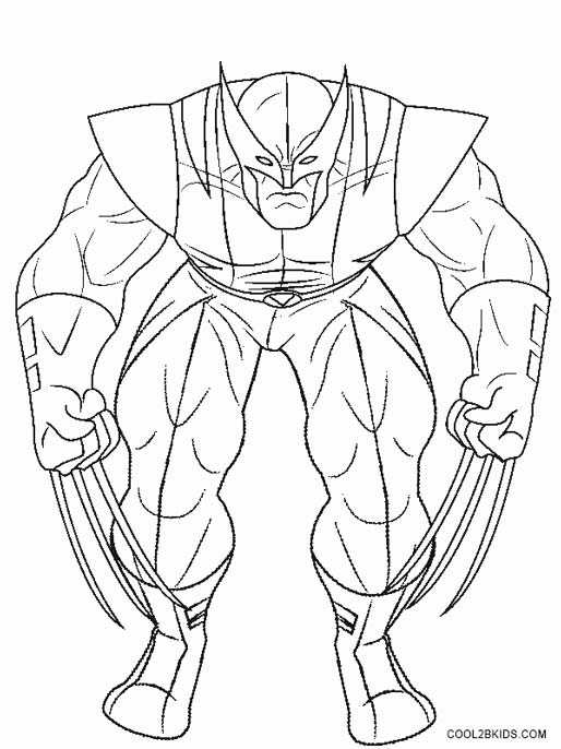wolverine coloring wolverine coloring pages to download and print for free wolverine coloring
