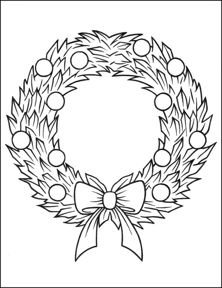 wreath coloring pages wreath coloring pages free printable wreath coloring pages wreath coloring pages