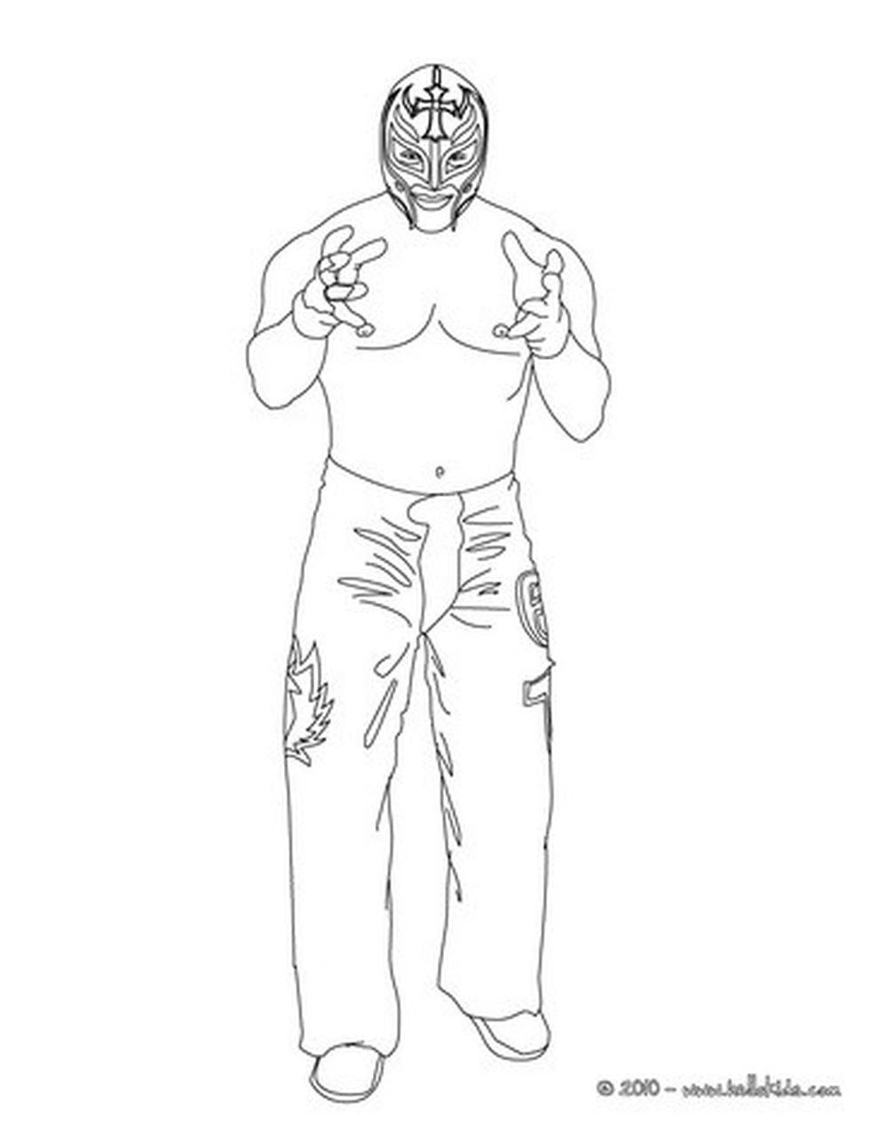wwe rey mysterio coloring pages 42 best wwe coloring pages images on pinterest coloring coloring pages rey wwe mysterio