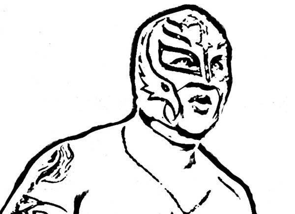 wwe rey mysterio coloring pages coloring pages of wwe wrestlers coloring home rey mysterio pages coloring wwe