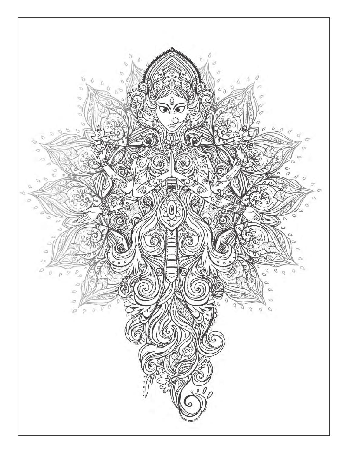 yoga mandala coloring pages 177 best images about coloring books on pinterest yoga mandala pages coloring
