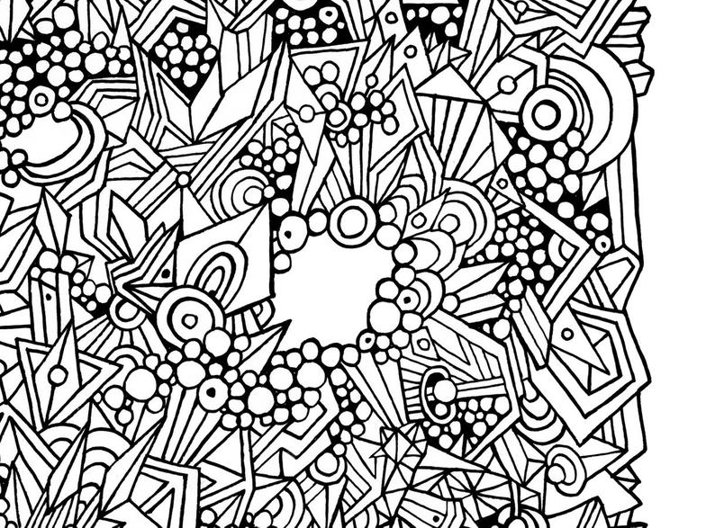 zen art coloring pages printable download coloring page hand drawn zentangle art pages coloring zen