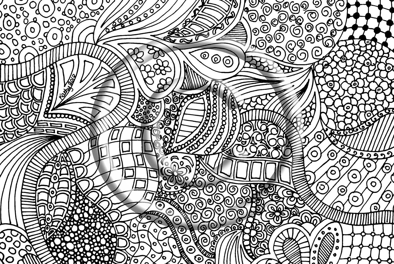 zen art coloring pages zen antistress abstract pattern inspired anti stress coloring art pages zen