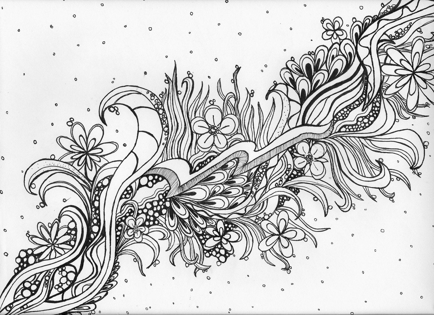 zen art coloring pages zen antistress abstract pattern inspired anti stress coloring art zen pages