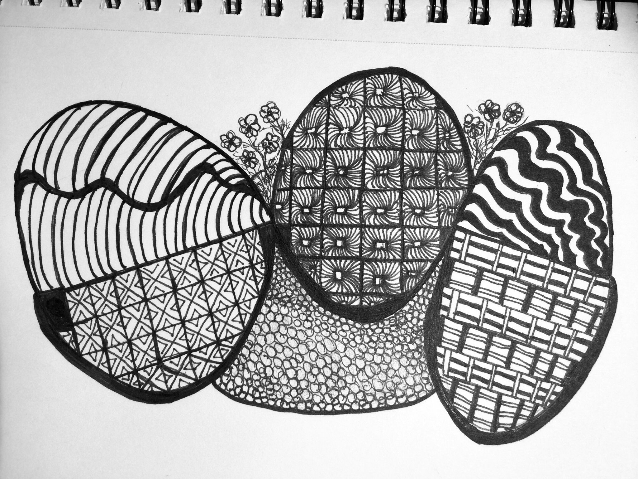 zentangle numbers items similar to number eight an aceo open edition zentangle numbers
