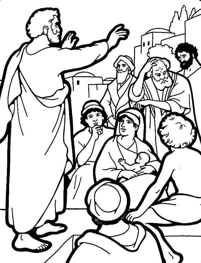 1 peter 5 7 coloring page free color pages the apostle peter yahoo image search page coloring 7 5 peter 1