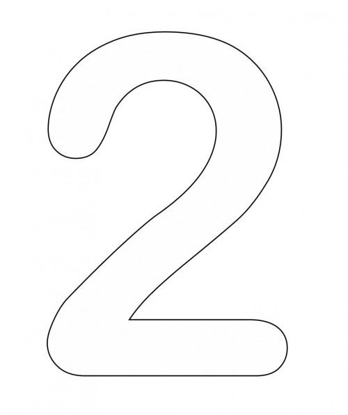2 coloring page pattern number 2 coloring pages for kids counting numbers 2 page coloring