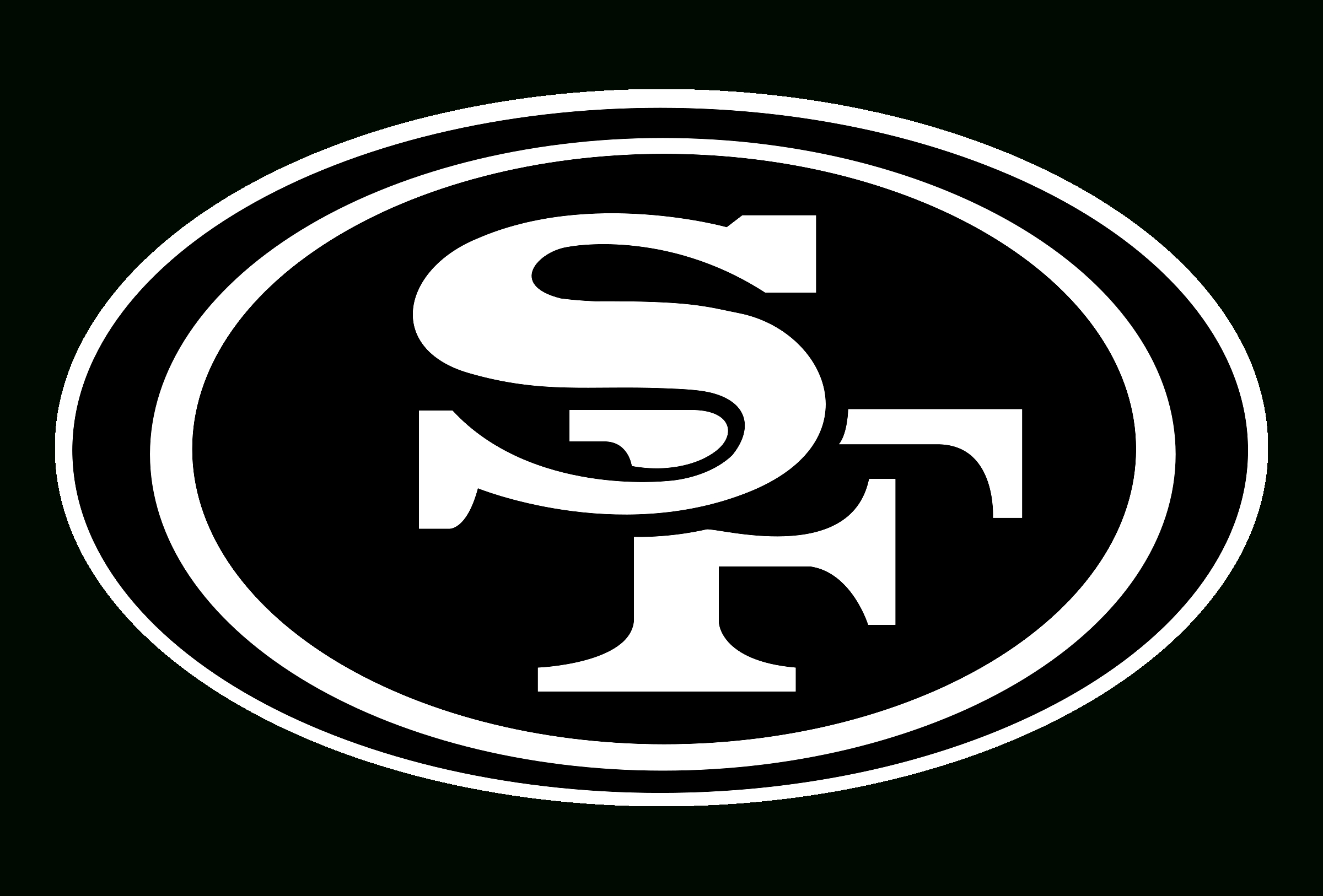 49ers logo pictures logo san francisco 49ers decals 49ers logo pictures