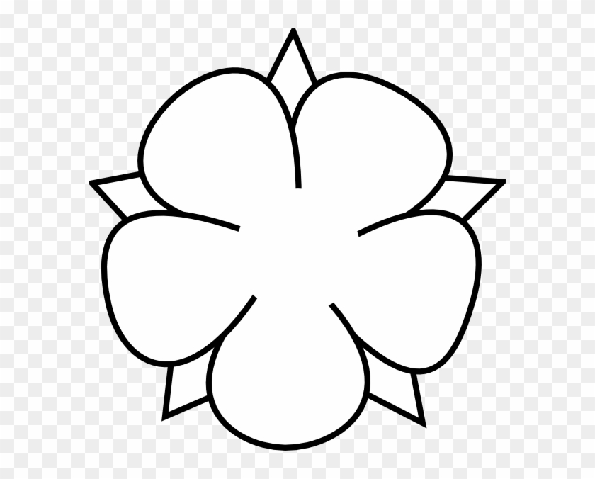 5 petal flower coloring page 5 petal flower drawing free download on clipartmag flower coloring 5 page petal