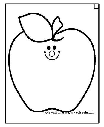 a for apple coloring page apple coloring pages to print for apple page coloring a