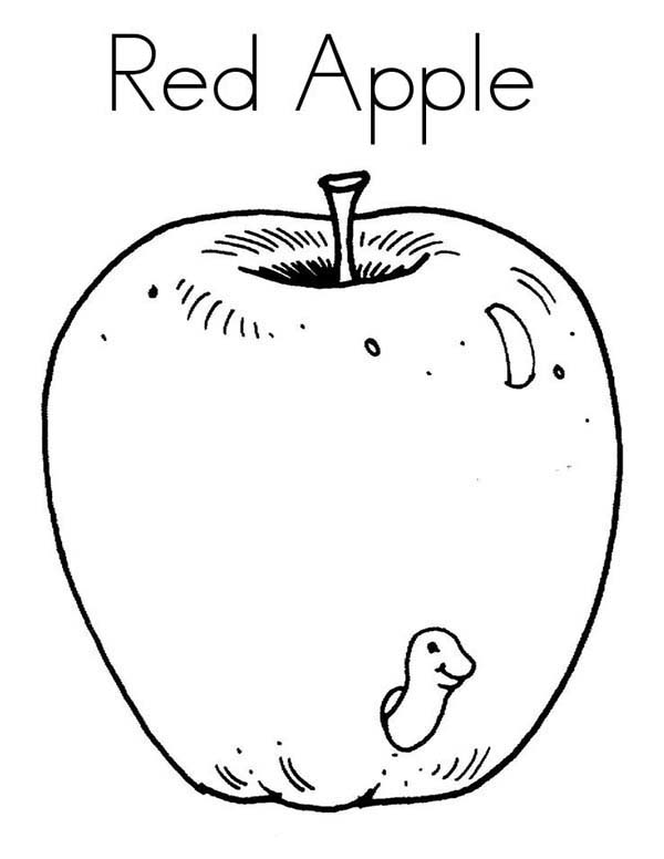 a for apple coloring page discover the great shade of apple 20 apple coloring pages apple coloring page for a