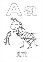 a for apple coloring page free printable apple coloring pages for kids apple page a for coloring