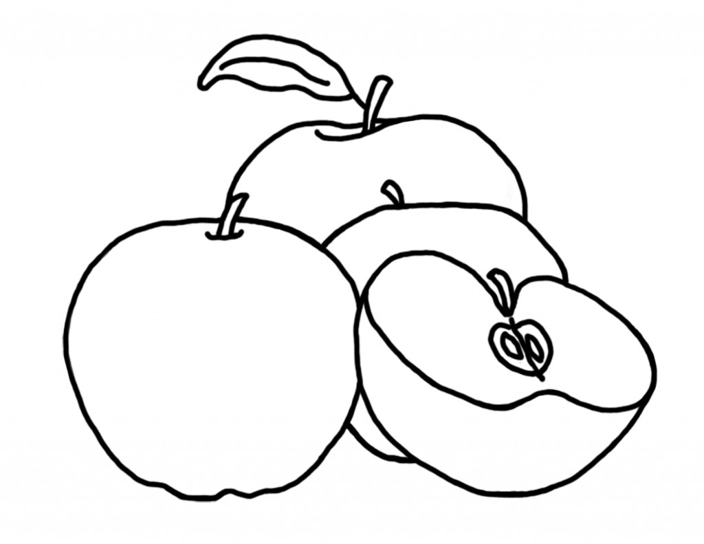a for apple coloring page harvest coloring pages best coloring pages for kids a for page apple coloring