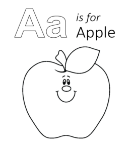 a for apple coloring page letter a is for apple coloring page coloring sky page apple for coloring a