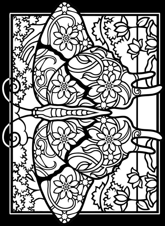 a picture to color free printable abstract coloring pages for adults color picture a to