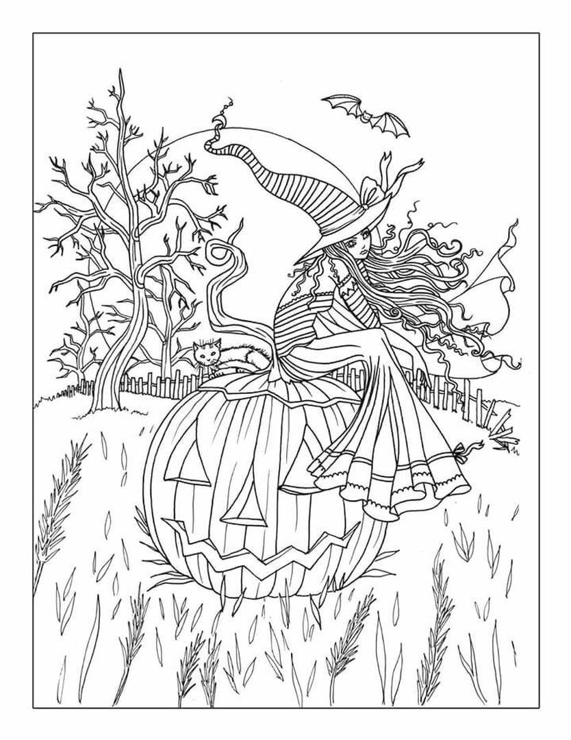 adults color coloring books 20 free printable adult halloween coloring pages books adults coloring color