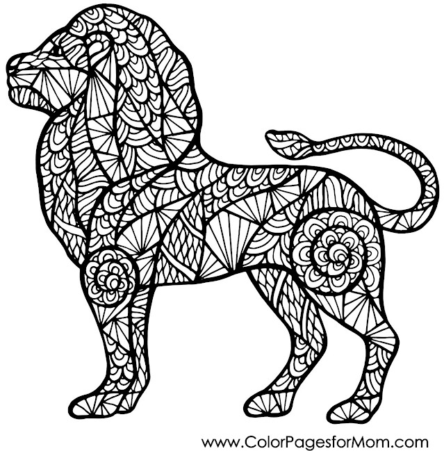 advanced animal coloring pages advanced coloring pages of animals coloring home pages advanced animal coloring