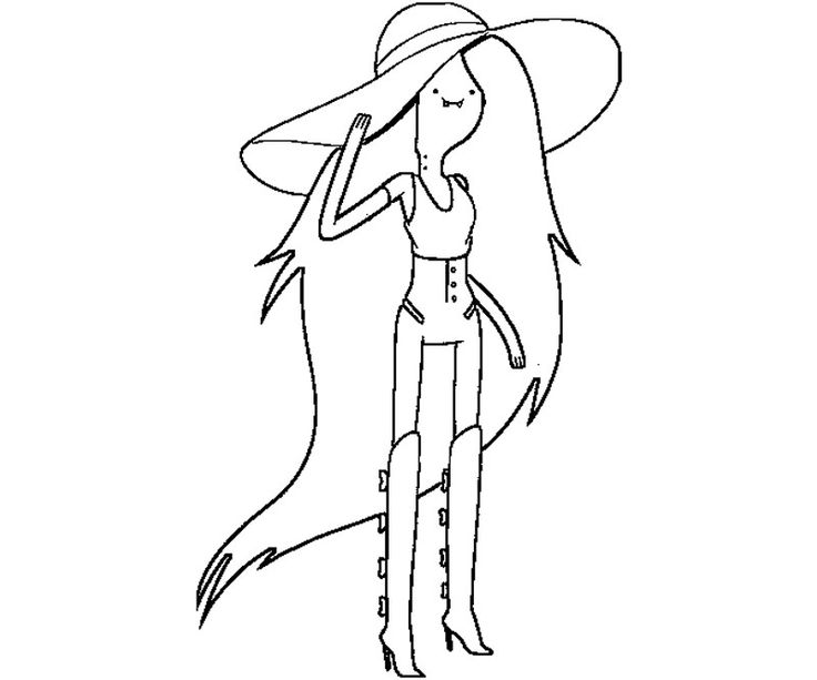 adventure time marceline coloring pages adventure time marceline coloring pages getcoloringpagescom coloring marceline pages time adventure