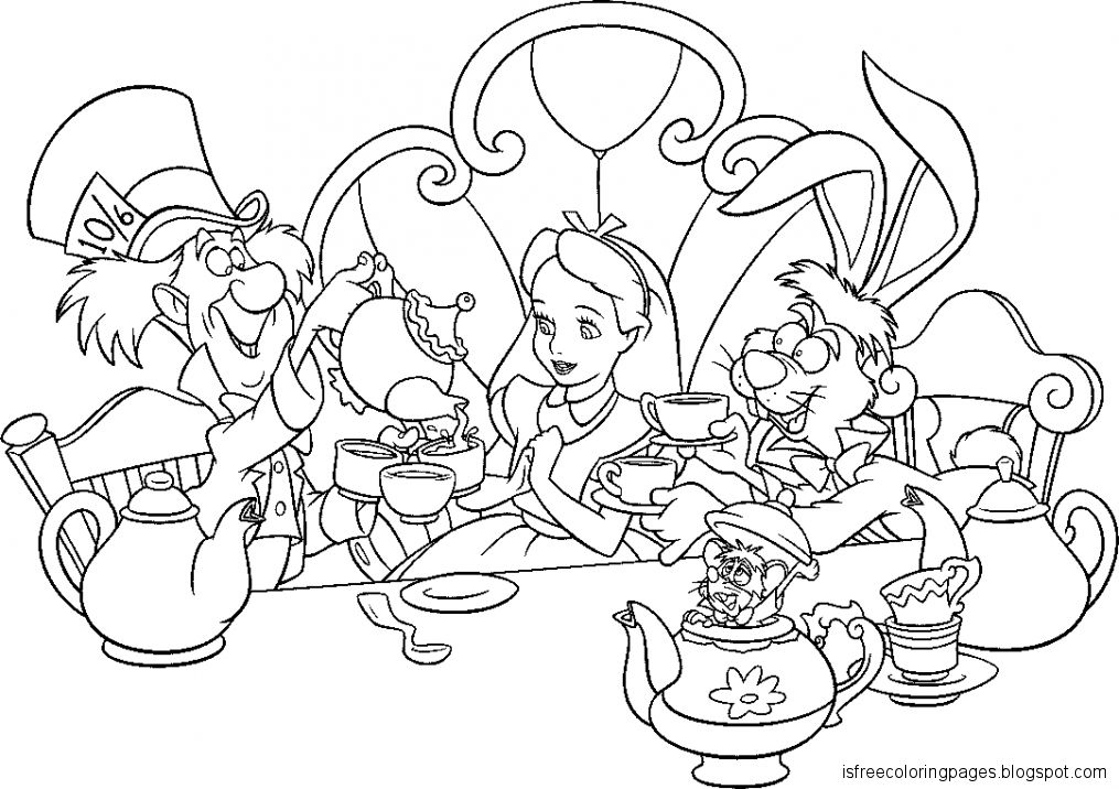 alice and wonderland coloring pages alice in wonderland coloring pages download and print pages wonderland alice coloring and