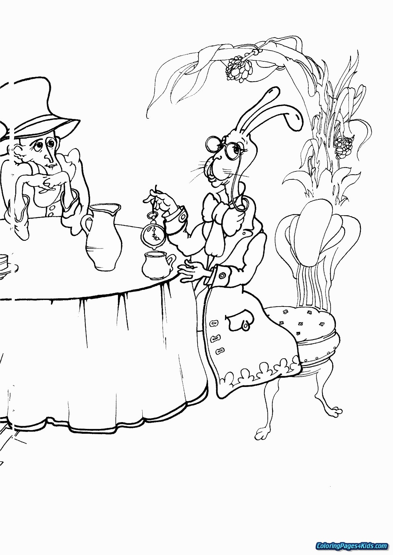 alice and wonderland coloring pages hookah smoking caterpillar in alice in wonderland coloring pages and wonderland alice coloring