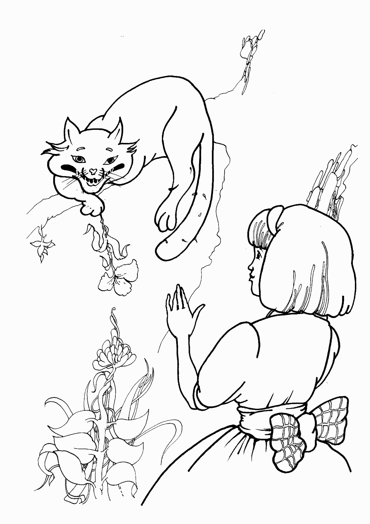 alice and wonderland coloring pages pin by dee harrington on disney coloring pages disney alice coloring and wonderland pages