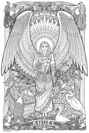 angel coloring sheets printable 20 free printable hard elephant coloring pages for adults angel sheets printable coloring