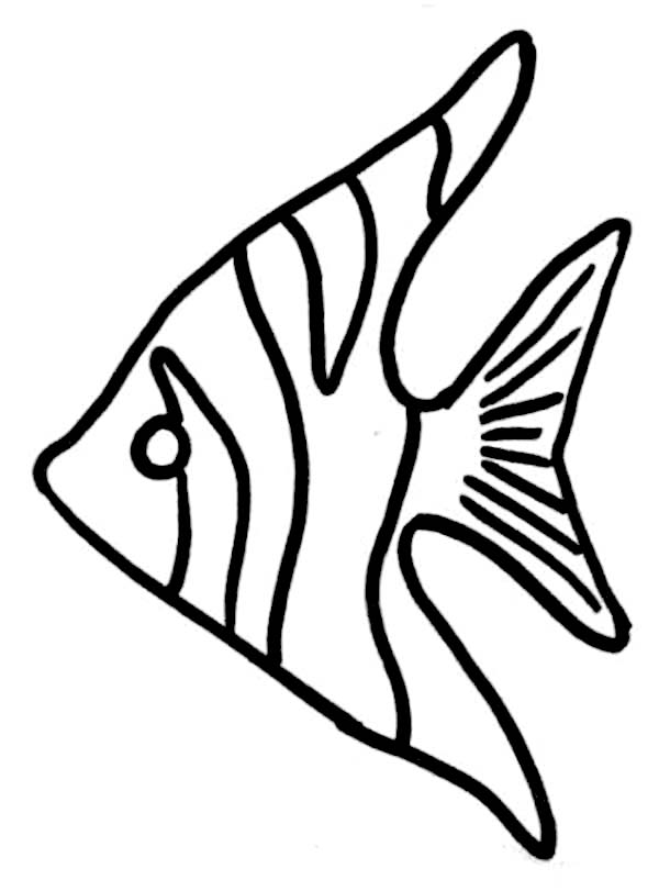 angel fish coloring page craft pattern angel fish coloring page coloring sky angel coloring page fish